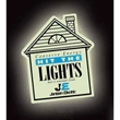 Glow in the Dark House Magnet