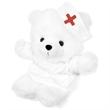 "13"" Nurse Cuddle Bear"