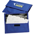 Coupon Pack - Coupon pack with cardboard dividers for quick and easy organization.
