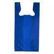 "T-shirt bag - T-shirt bag, 12"" x 7"" x 22"", made of high density material."