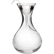 """Classic Decanter Without Funnel - Classic 10 5/8"""" x 6 1/2"""" crystal decanter with 2 quart, 14 ounce capacity."""
