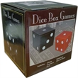 5 in 1 Game set - 5 in 1 game set in synthetic leather travelling case.
