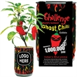 Ghost Chili pepper  - Just open the can...add water and grow the hottest chili pepper in the world!!!