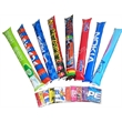 Thunder sticks - Thunder sticks made of plastic for banging together and making noise at a sporting event or party.