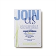 Join Us seed paper invitations/announcements