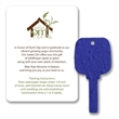 Key Mini Gift Pack With Seed Paper