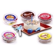 Celebration Cake (Bakery Kit) - Celebration cake with a stock label, microwave safe bowl, mix, frosting, and more. (45 Themes available)