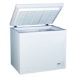 Freezer - Freezer with easy to roll design.