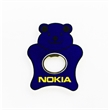 Jumbo size teddy bear shape magnetic bottle opener