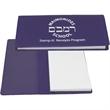 Shopper Wallet - Shopper wallet includes an unlined notepad.