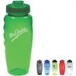 30 oz Poly-Cool Bottle - 30 oz Bottle with molded non-slip grips.