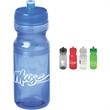 24 oz Biodegradable Bike Bottle - 24 oz Biodegradable bike bottle with screw on cap.