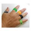 Silicone Finger Ring - Finger ring, silicone.