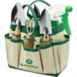7 PC INDOOR GARDEN TOOL SET - 7 pc garden tool set stored in a convenient carrying bag.