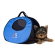 Collapsible Pet Carrier - Collapsible Pet Carrier. Made of 420D nylon and mesh.