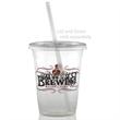 16 oz Clear Greenware Cup - 16 oz Clear Greenware Cup