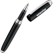 Etude II Bettoni Rollerball Pen - Rollerball pen with cap off design and high gloss black lacquer finish.