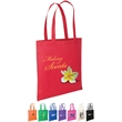 "Convention Tote Bag - 0.12"" x 16"" x 15"" non-woven polypropylene convention tote bag with 22"" handles."