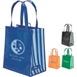 PET Laminate Tote - PET laminate tote. Recycled tote made from water bottles.