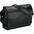 """Onesto Lichee Messenger Bag - 4.5"""" x 13"""" x 15"""" messenger bag with padded interior laptop pocket adjustable shoulder strap."""