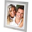 "Droit II 8"" x 10"" Photo Frame - Two tone aluminum finish 8"" x 10"" photo frame."