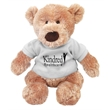 "Gund (R) plush teddy bear - Teddy bear, 9""."