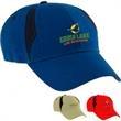Modern Edge Cap - Modern edge cap, 100% cotton; one size fits most.