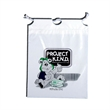 Drawcord handle bag - Drawcord handle bag, 2 mil thick.