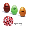 Candy Eggs - Colored egg filled with Tootsie Roll® brand candy.