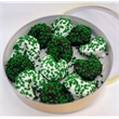 St. Patrick's Day Dose of Good Fortune Cookies - St. Patrick's Day Dose of Good Fortune Cookies in Milk, Dark and/or White