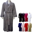 Luxury Plush Robe - Soft plush robe. 2 side pockets & tie closure. One size fits most.
