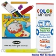 Children's Travel Tube Kit - Children's travel tube kit includes items for safety and fun.