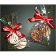 Chocolate Covered Fortune Cookie 2-Pack - Custom chocolate covered fortune cookie 2-pack