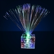 """5.5"""" Light Up Multicolor Small Clear Centerpieces"""