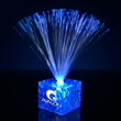 "5.5"" Light Up Small Blue Centerpieces - Light up small blue centerpiece, 5 day production."
