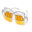 Beer Mug Sunglasses - Beer mug sunglasses.