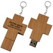 Cross USB drive