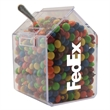 Candy Bin Dispenser with Chocolate Littles - Candy bin dispenser with chocolate littles compare to M&M®candy.