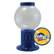 Gumball Machine Dispenser - Empty - Fill With Candy or Gum - Gumball machine.  Empty dispenser can be filled with mints, candy, or gum.