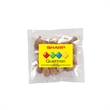 Large Promo Candy Pack with Almonds Nuts - Large promo candy snack pack with almond nuts.