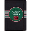 Little Black Book of Casino Games - Flexi-cover, 160 page book on casino games.