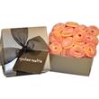 Box of Gummy Peach Rings - 12 oz. box of gummy peach rings.