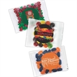 Skittles® filled Imprinted Label Goody Bag - Goody bag filled with candy.