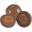 Individually Wrapped Chocolate Caramel Bits - Chocolate caramel bites.