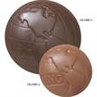 Chocolate Shape - Globe