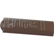 1 oz. USB memory stick shape molded chocolate - Molded chocolate USB memory stick, 1 oz.