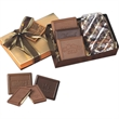 Chocolate Cookie Gift Box with Confection