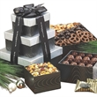 Snack n' Share Chocolate and Confections Gift Tower - Gift tower.
