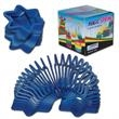 Blue Star Shape Spring Toys - Blue Star Shape Spring Toys, blank.