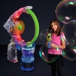 Printed Large LED Bubble Gun with Music